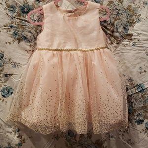 24 months light pink dress